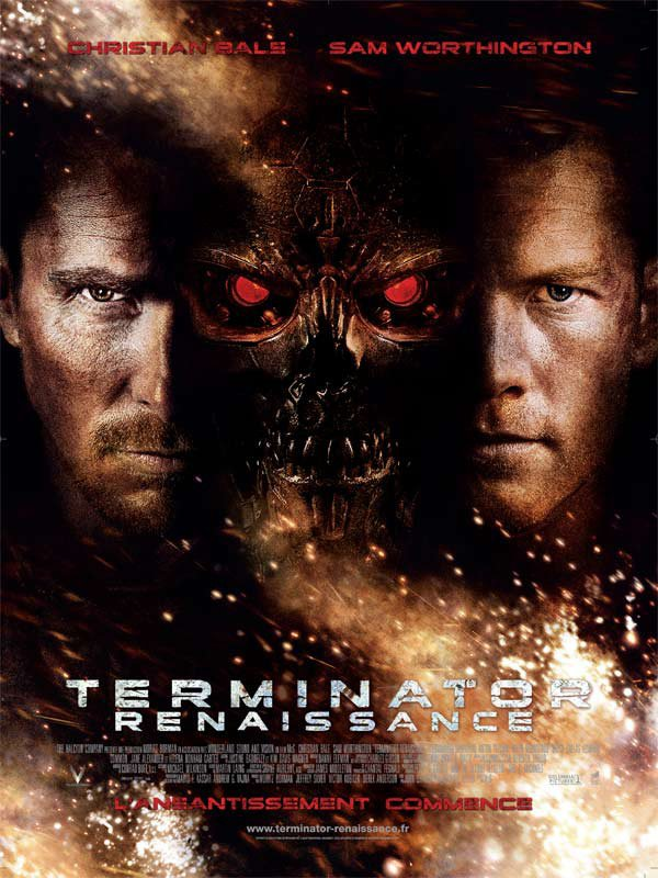 Programme de ce soir - Terminator Renaissance