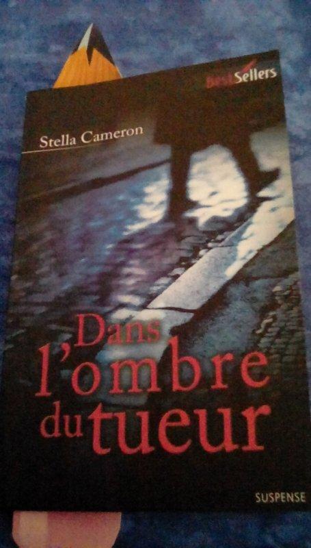 Dans l'ombre du tueur - Stella Cameron