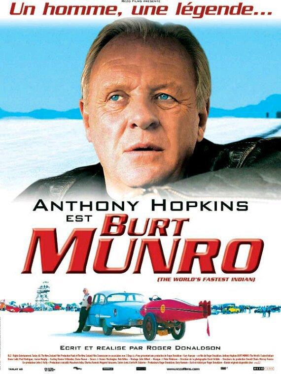 Burt Munro - Film