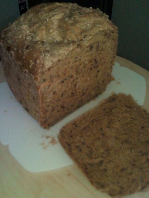 Pain aux céréales - Machine à pain Moulinex