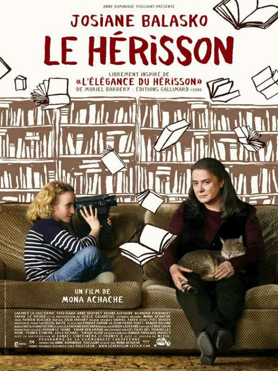 Le hérisson - Film