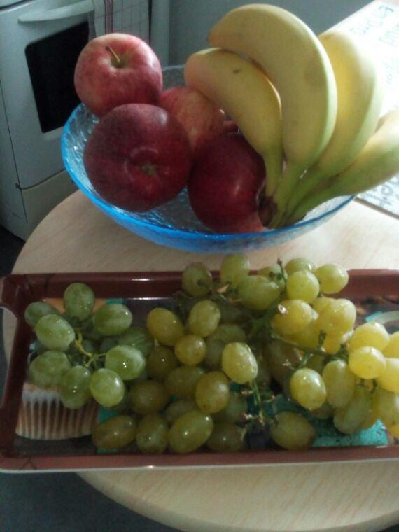 Des fruits...