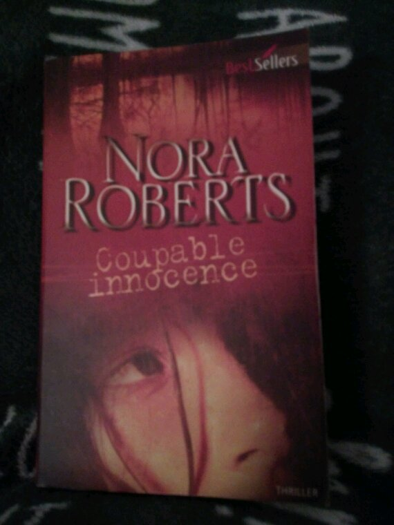 Livre - Coupable innocence - Nora Roberts