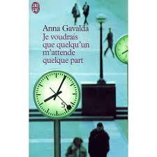 Livre d'Anna Gavalda