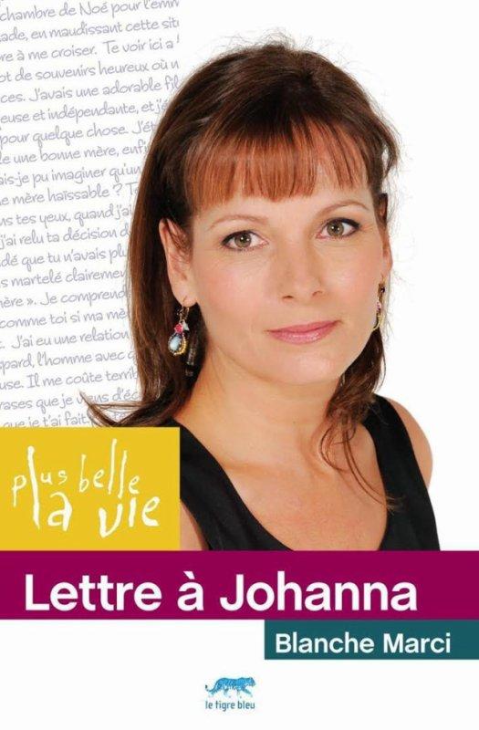 Livre - Lettre à Johanna