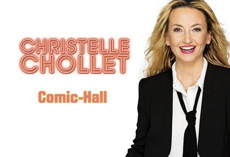 Christelle Chollet - Comic hall - Direct C8