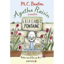 Agatha Raisin - Livre