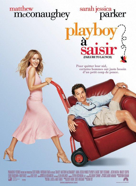 Playboy à saisir - Téléfilm