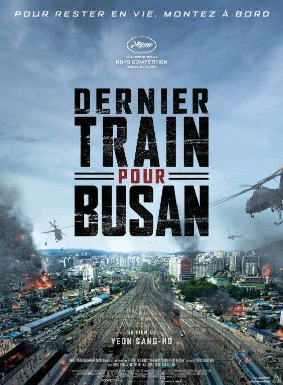 Film de 2016-Dernier train pour Busan