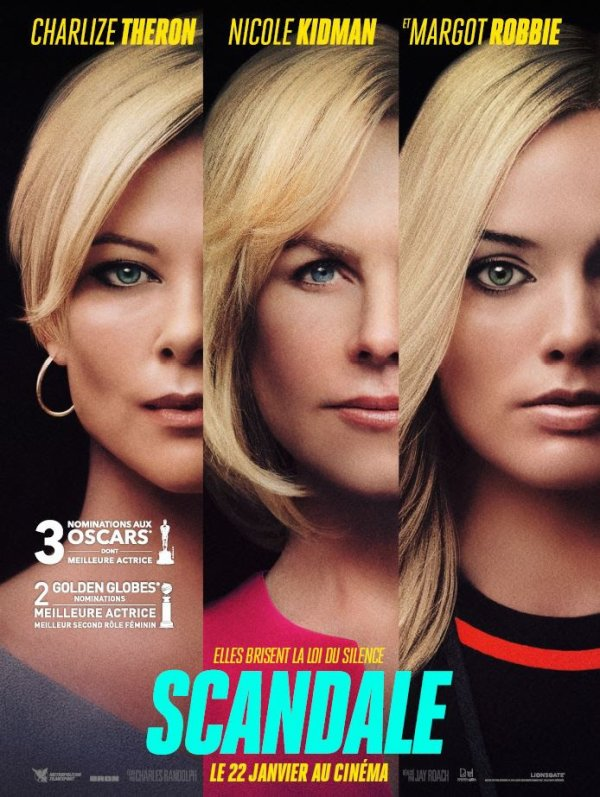Film - Scandale - 2019