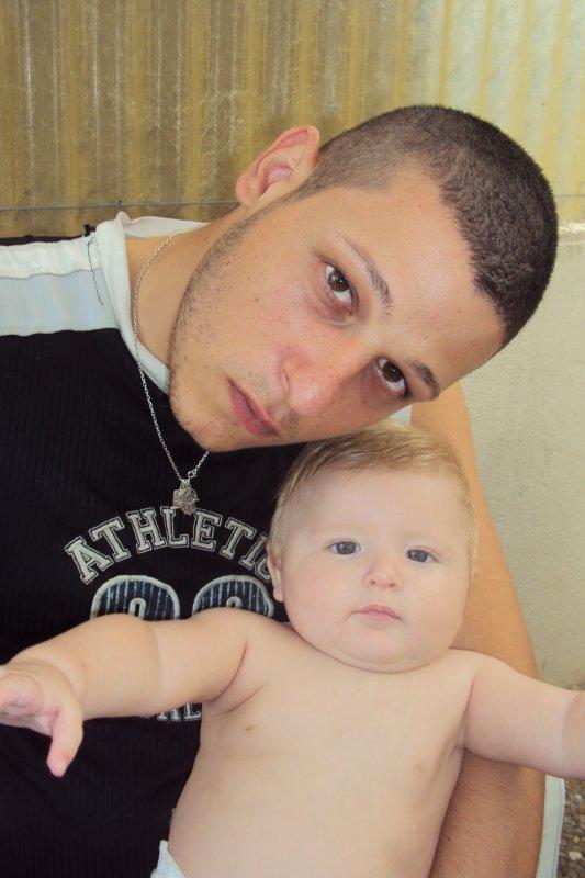 mon homm et mon fils