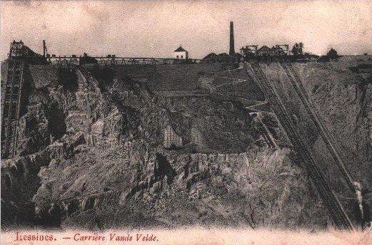 Carrière VANDEVELDE
