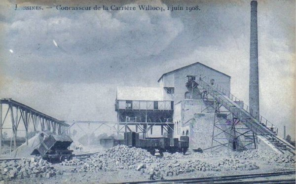 Carrière WILLOCQ 1908