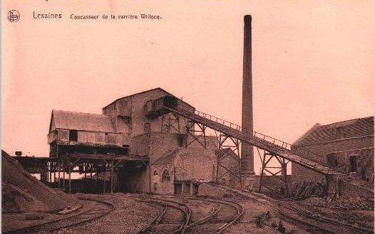 Carrière WILLOCQ concasseur