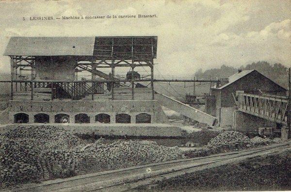 Carrière BRASSART