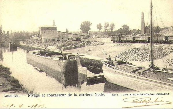 Carrière NOTTE