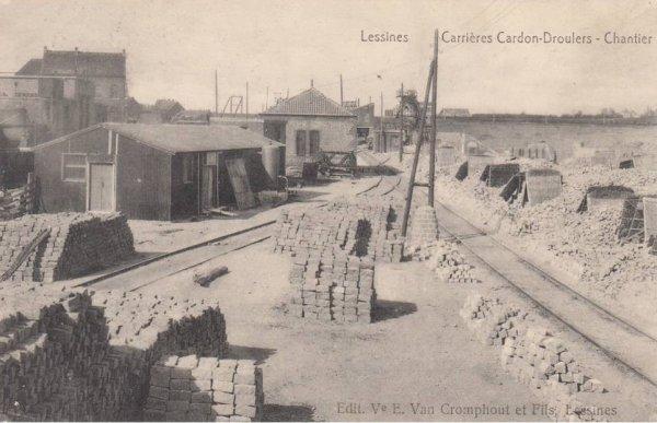Carrière CARDON - DROULENS