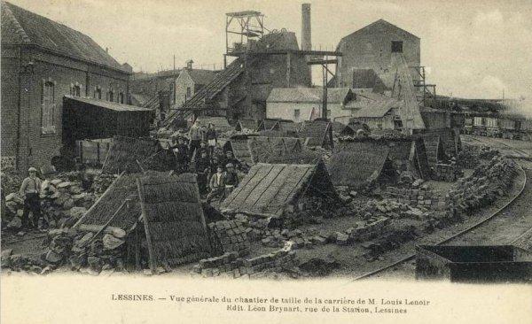 Carrière LENOIR