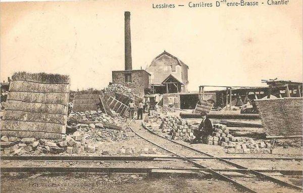 Carrière DELTENRE - BRASSE