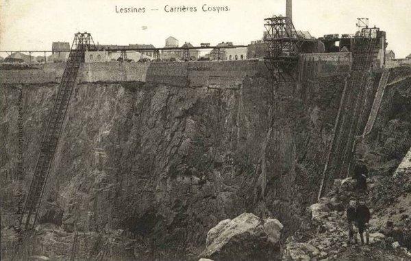 Carrière COSYNS