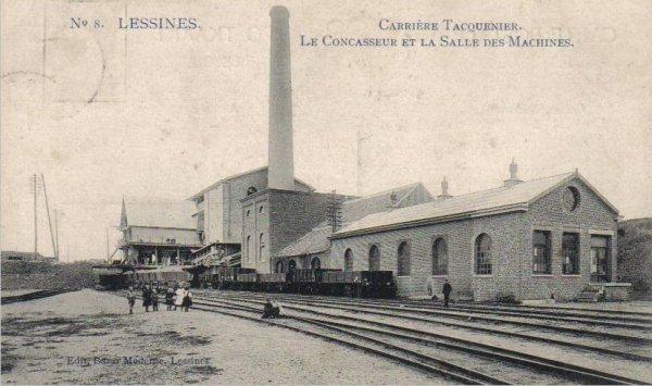 Carrière TACQUENIER
