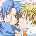 naruto and sasuke en mode yaoi YEEEAAAHHH ^^ ^^