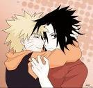 naruto and sasuke en mode yaoi YEEEAAAHHH ^^ ^^
