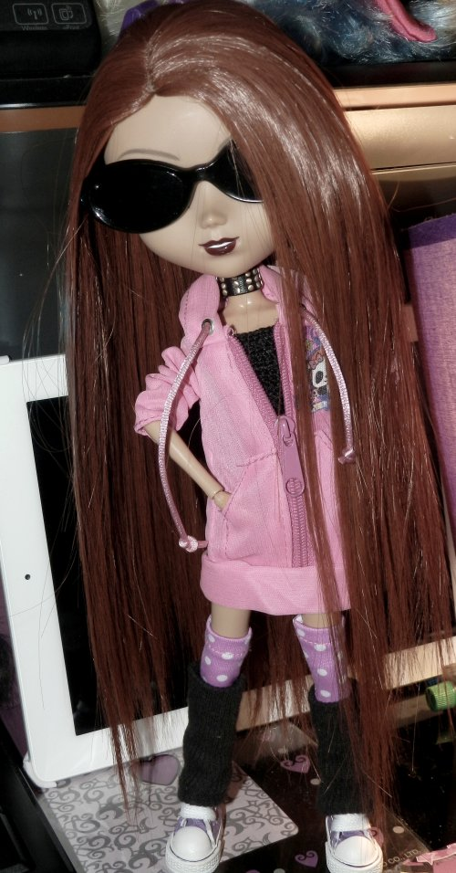 *A* Pullip Catwoman Custo *A*