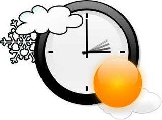 Changement d'heure!!! vous avez pas oubliez ^^