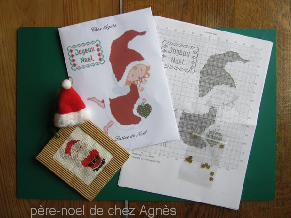 Père-Noel chez Agnès