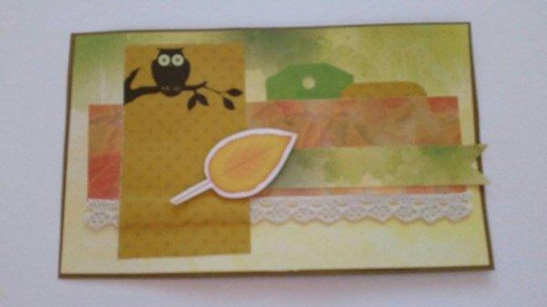 Nouvelle série de cartes..