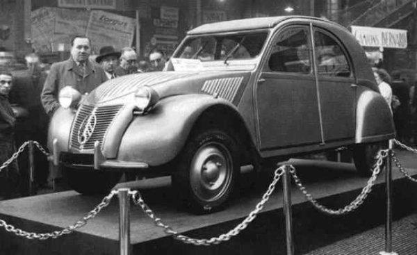 2CV  de 1948