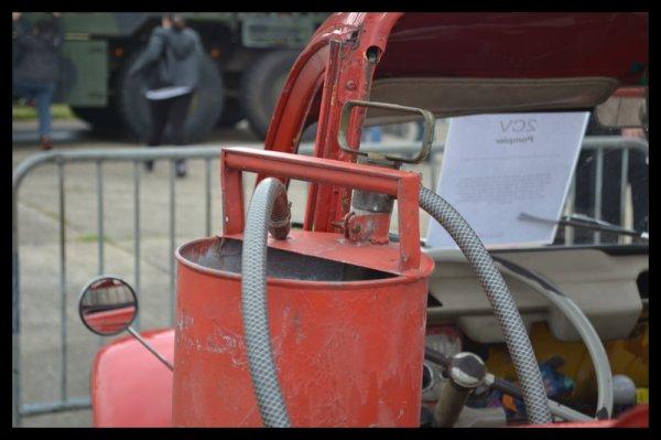pompiers 2cv