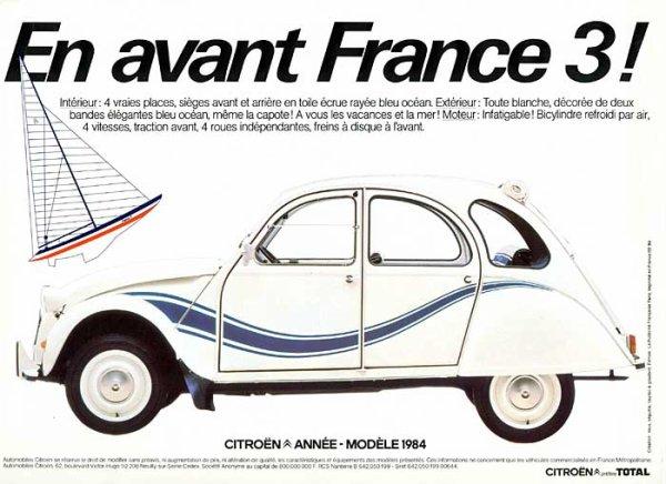 2CV France 3 (France)