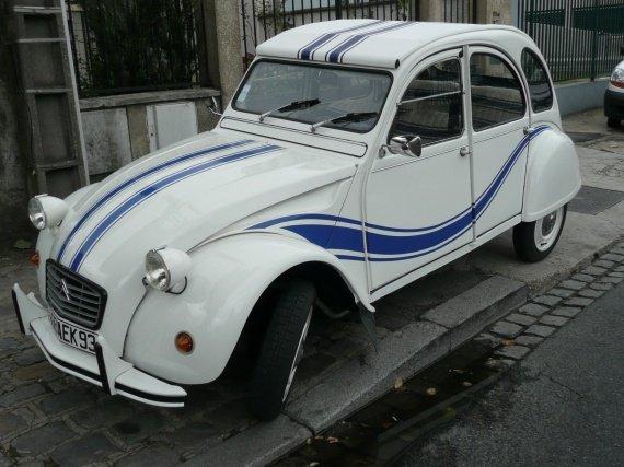 2CV France 3 (France suite