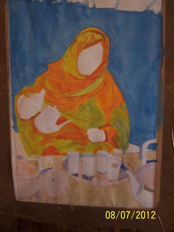 Femme marocaine