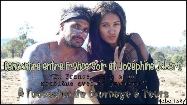 Interview par France-Soir (Offre de l'article: 10 vrais ici = 30 chiffres)