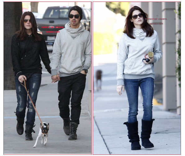 News : Ashley Greene & Joe Jonas