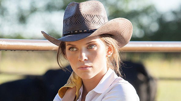 Annalynne McCord dans Dallas 2012