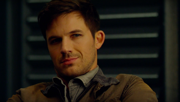 Matt Lanter dans Timeless