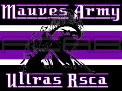 mauves army 2003 ultras rsca who dare wins