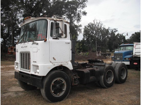 1974 MACK F MODEL Cabover Truck - COE $7,500.00  (Location:Sparr, FL)Sparr Truck Parts   (866) 448-6322