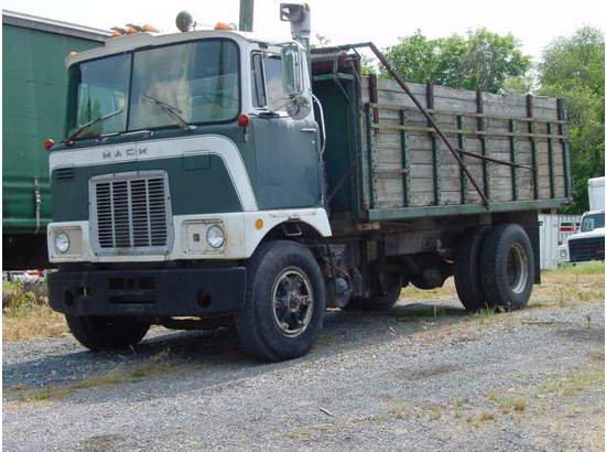 1980 MACK F785T Dump Truck    $8,900.00