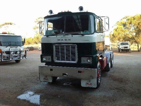 Mack FR 700 rst