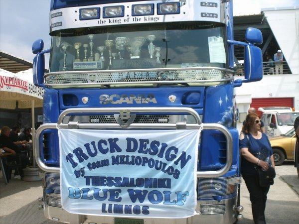 Truck Festival in SERRES