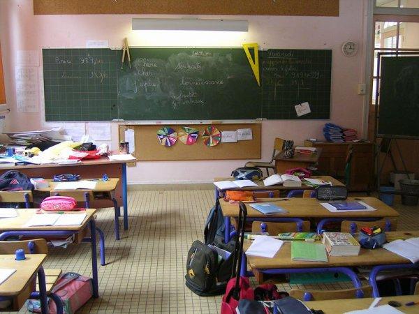 Le métier d'instituteur