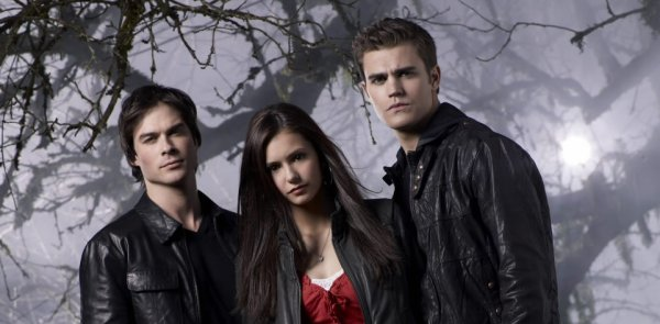 """ The Vampire Diaries ""   Love Sucks"