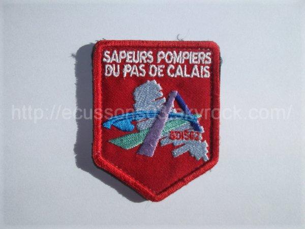 Pompiers du Pas-de-Calais (62)