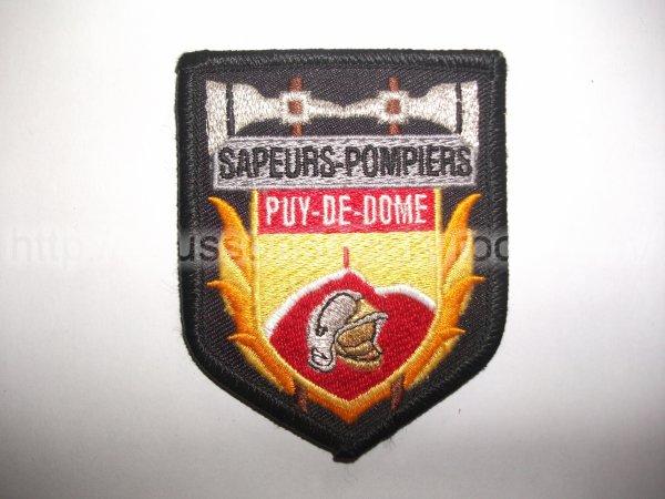 Pompiers du Puy-de-Dôme (63)