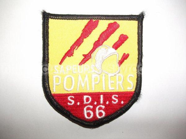 Pompiers des Pyrénées Orientales (66)